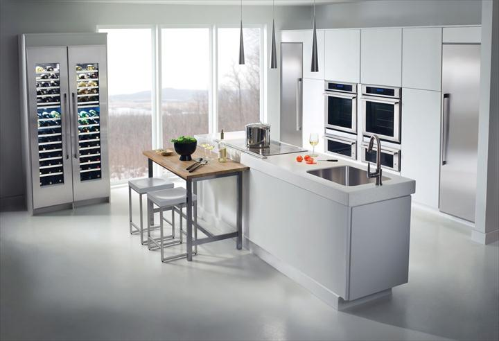 Thermador Home Appliance Blog The Innovative Thermador Contemporary Kitchen Thermador Home Appliance Blog