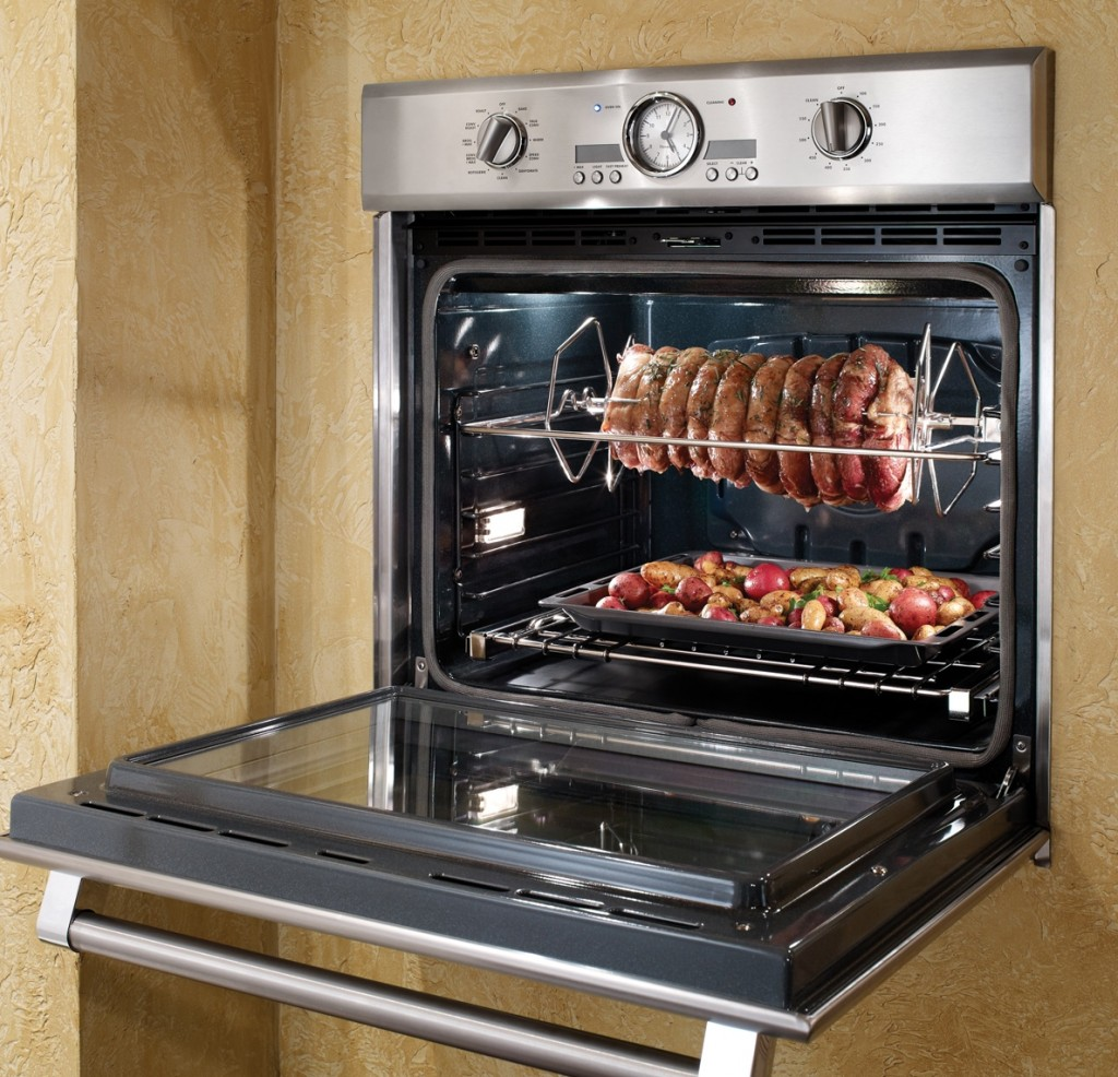 Cooking With Convection Ovens