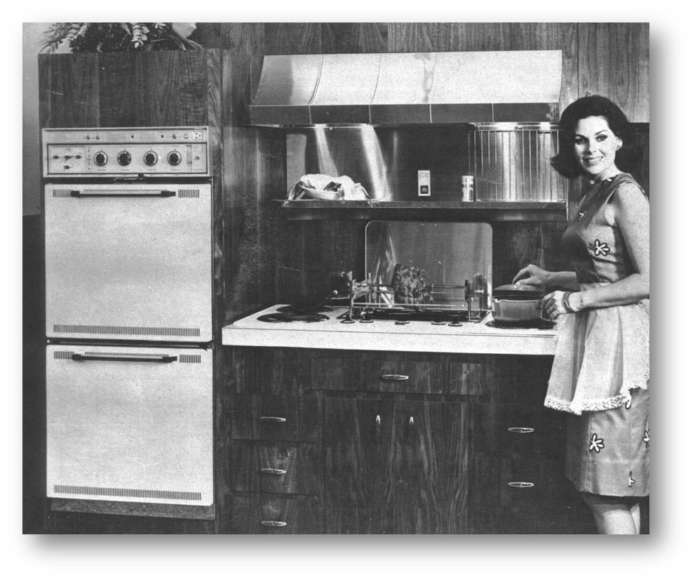 Thermador Home Appliance Blog Vintage Kitchen Innovation Range Wiring Diagram