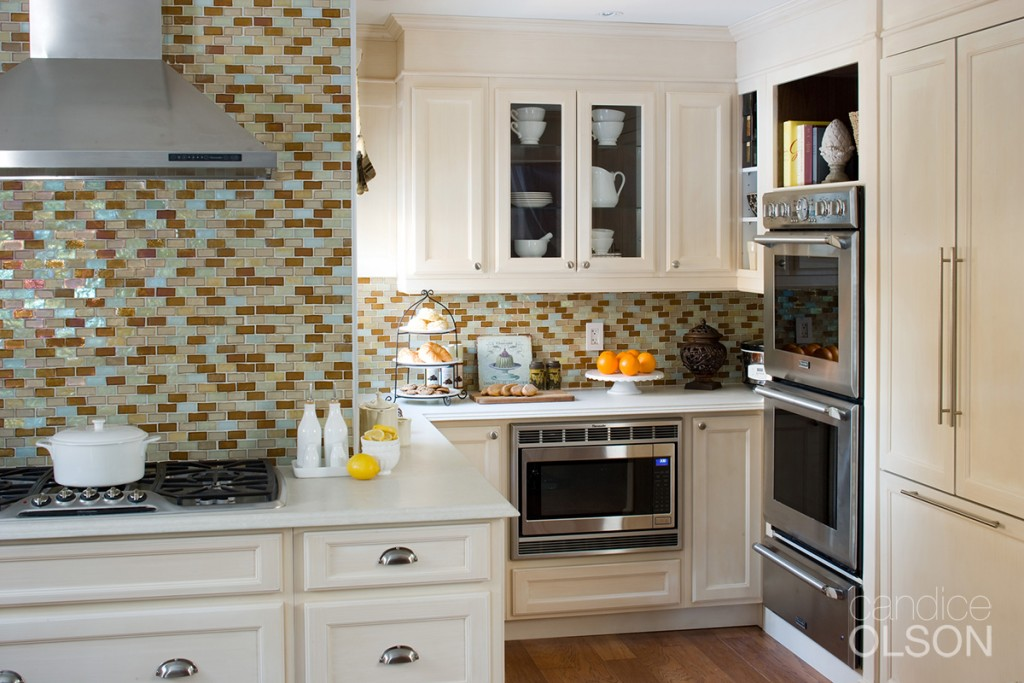 Thermador Ovens in Candice Olson Kitchen